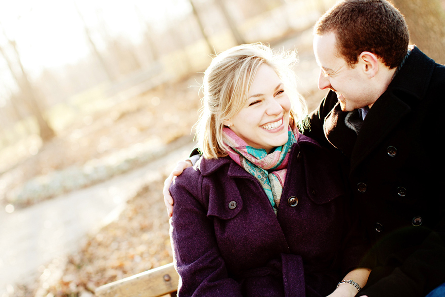 Downers Grove Engagement Session