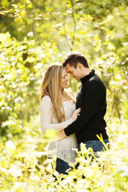 Lake Geneva Engagement Session